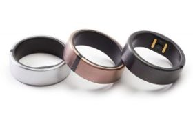 Fitness Tracker Ring Motiv