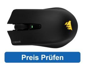 Corsair Harpoon Wireless - Top kabellose Maus zu gutem Preis