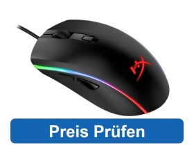 HyperX Pulsefire Surge mit einmaliger RGB Beleuchtung