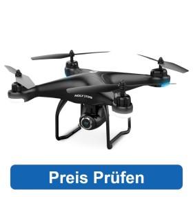 Die Drohne Holy Stone HS120D bietet gute Kamera Aufnahmen zu erschwinglichen Preis