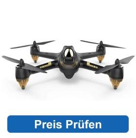 Die Hubsan H501s ist eine Drohne mit der größere Kinder viel Spaß haben werden