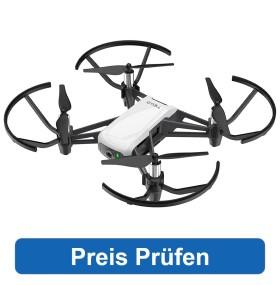 DJI Ryze Tello ist für uns die beste Drohne für Kinder mit einem überzeugenden Preis-Leistungs-Verhältnis