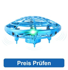 Die Semai UFO Drohne ist eine der sichersten Drohnen für kleine Kinder