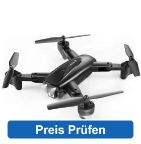 Die zusammenklappbare Snaptain SP500 ist eine der besten Drohnen für Kinder